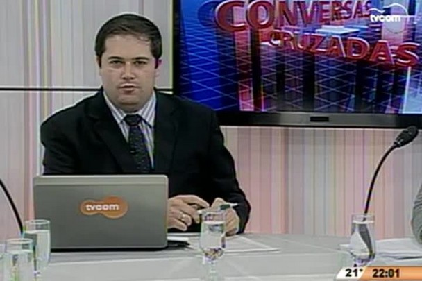 Conversas Cruzadas - Plano Catarinense do Livro e da Leitura - 1º Bloco - 05.06.15