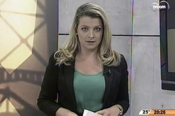 TVCOM 20 Horas - Catarinense Ideli Salvatti vai assumir secretaria na Organização dos Estados Americanos - 09.06.15
