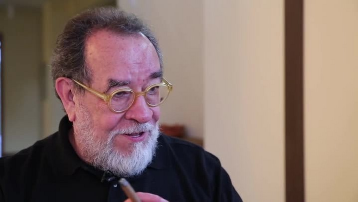 Fernando Morais: fim do jornalismo impresso
