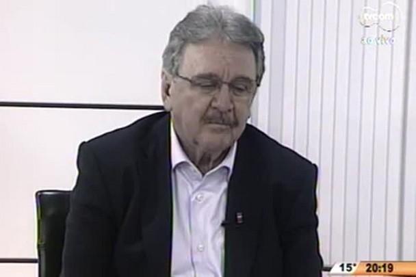 TVCOM 20 Horas - Governo do Estado anuncia isenção de impostos para hortifrutigranjeiros - 23.06.15