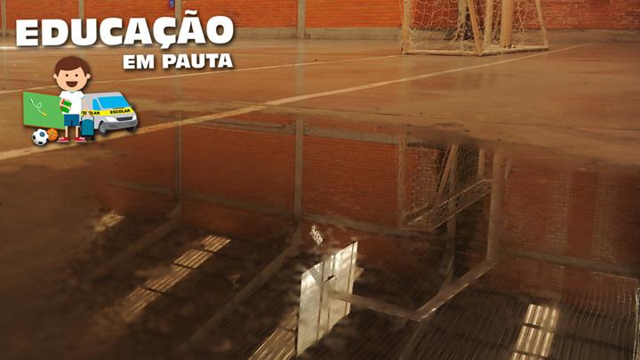 Licitação do telhado da Caldas Júnior é confirmada após anos de espera