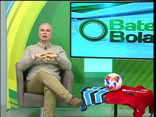 Bate Bola - 13ª rodada do brasileirão - Bloco 2 - 12/07/15