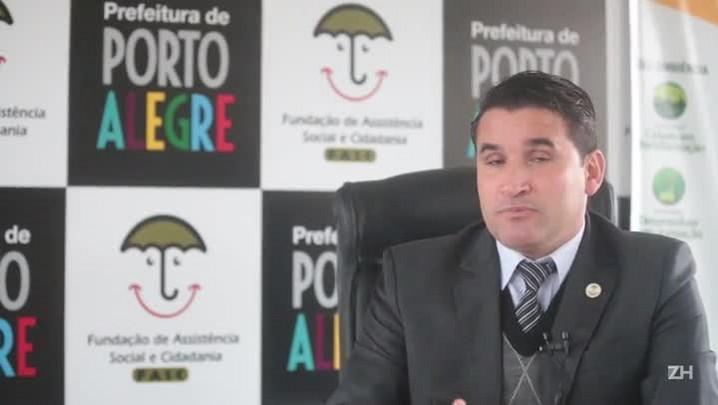Rede de proteção: Marcelo Soares, presidente da Fundação de Assistência Social e Cidadania