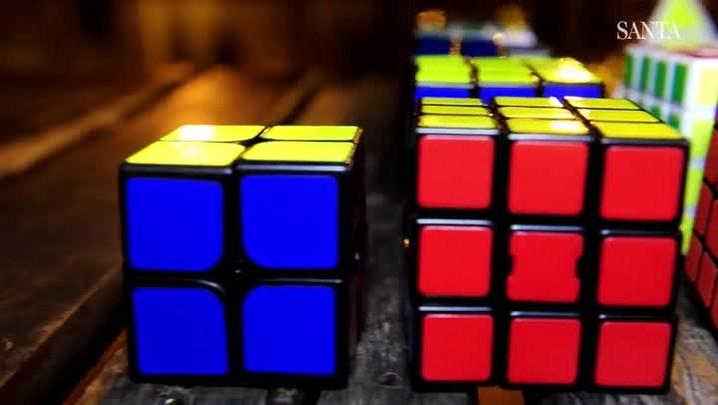 Cubo mágico