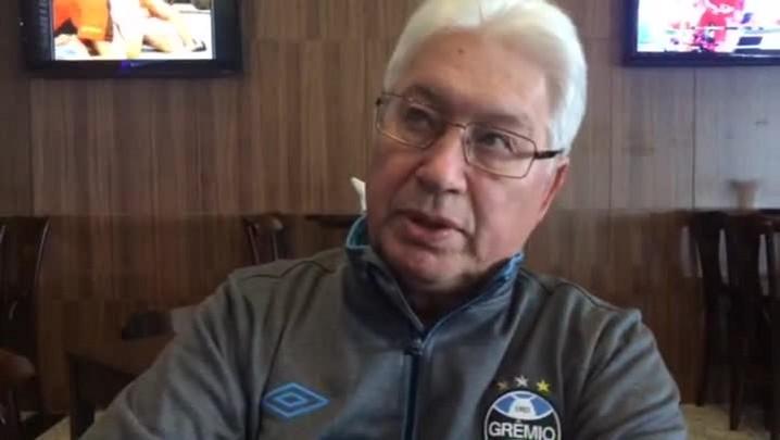 César Pacheco fala do clima antes do jogo contra o Corinthians