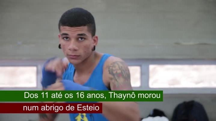 Thaynô, um lutador