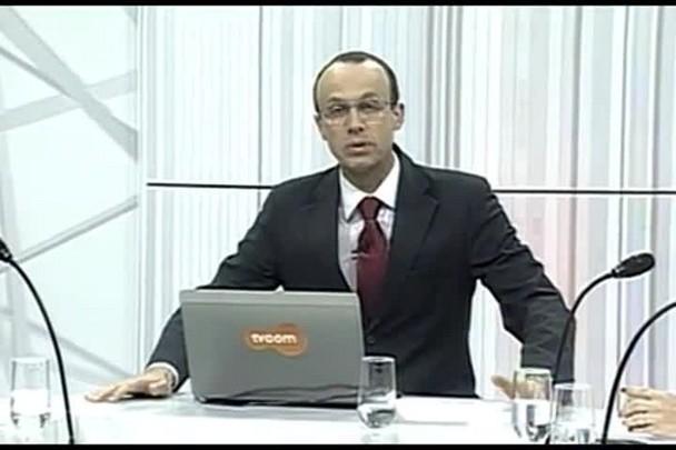 TVCOM Conversas Cruzadas. 4º Bloco. 09.11.15