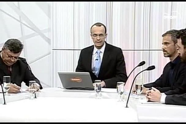 TVCOM Conversas Cruzadas. 3º Bloco. 07.12.15