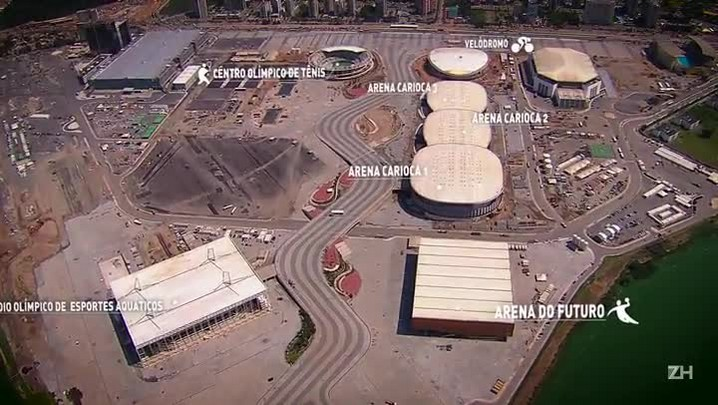Obras olímpicas