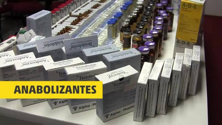 Maior apreensão de drogas sintéticas da história do Denarc RS