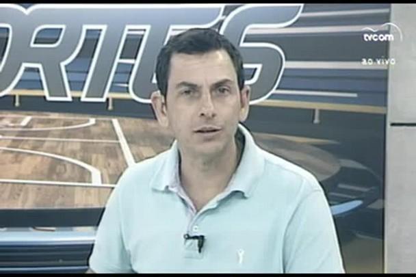 TVCOM Esportes. 2º Bloco. 22.01.16