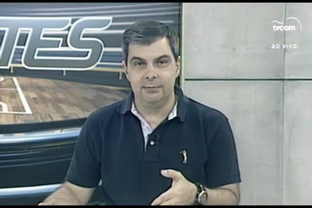 TVCOM Esportes. 2º Bloco. 05.02.16