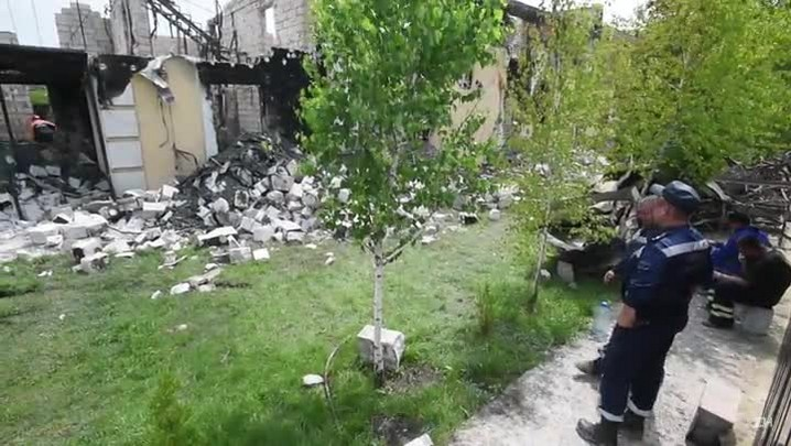 Dezessete mortos em incêndio em asilo na Ucrânia
