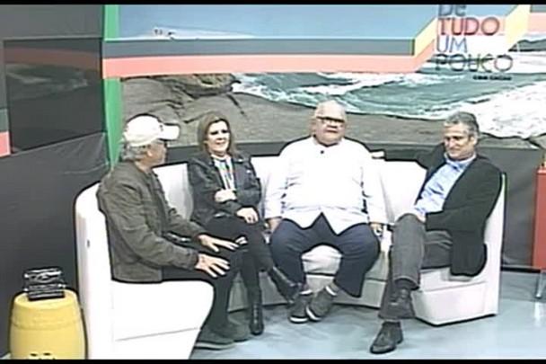 TVCOM De Tudo um Pouco. 3º Bloco. 07.08.16