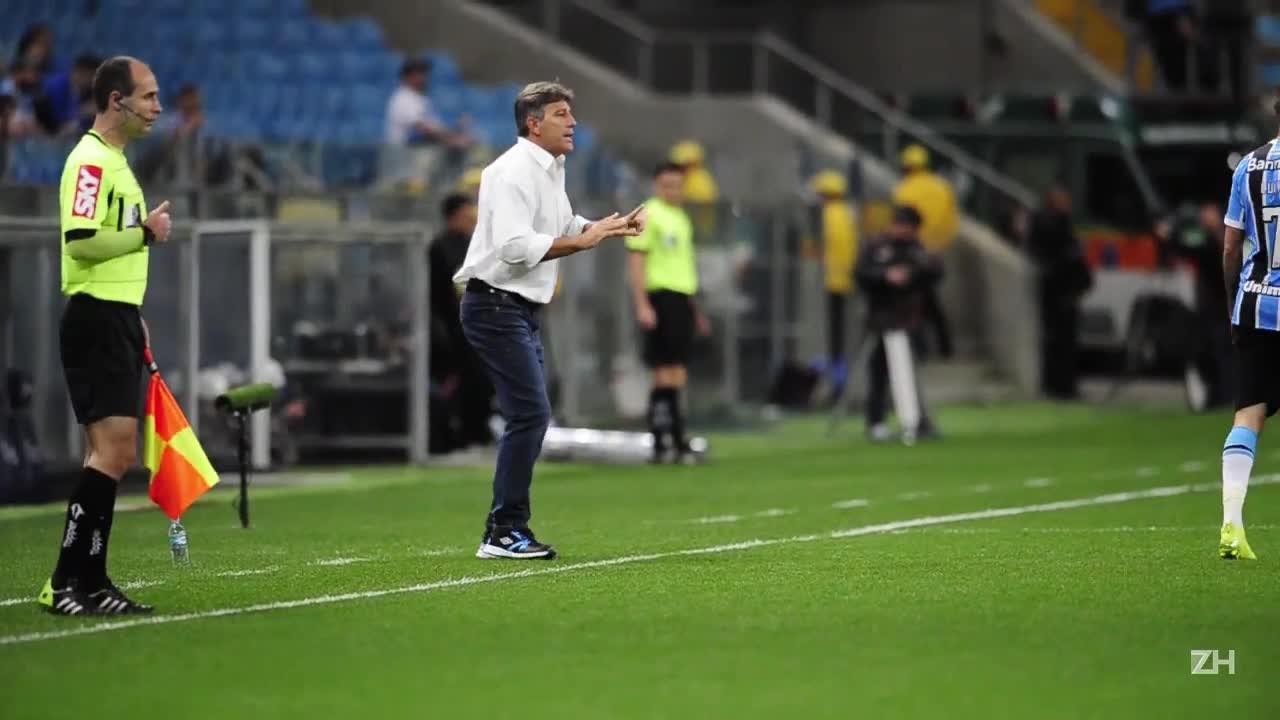 A volta de Renato ao Grêmio