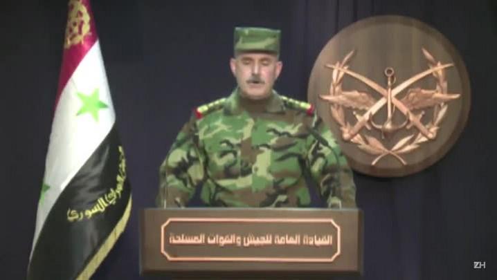 Síria acusa EUA de tentar minar suas capacidades militares