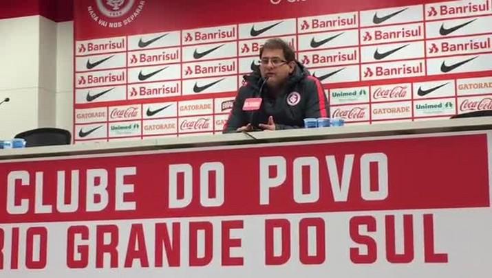 Guto Ferreira fala sobre pênaltis a favor do Inter