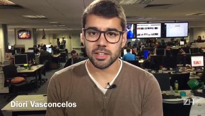 Diori Vasconcelos comenta a arbitragem de Grêmio x Atlético-MG