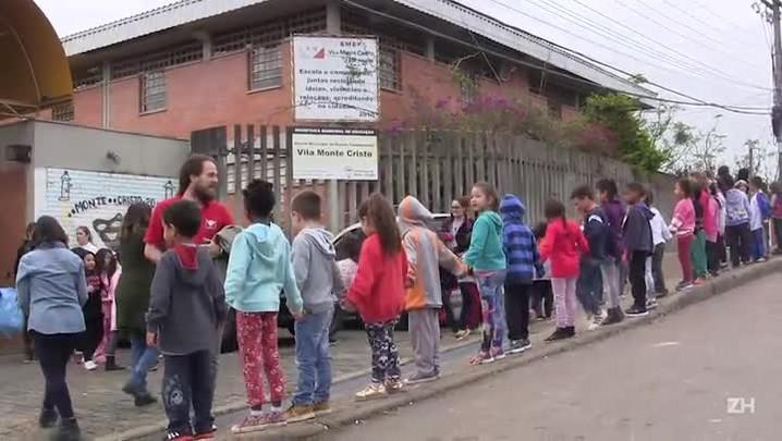 Escola Municipal Vila Monte Cristo pede socorro