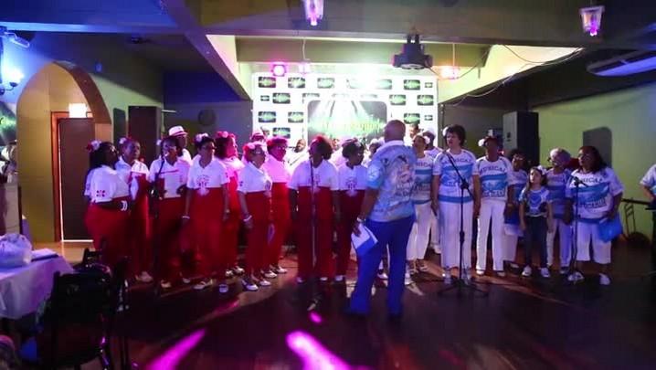 Imperadores do Samba e Bambas da Orgia deixam rivalidade de lado e se apresentam juntas