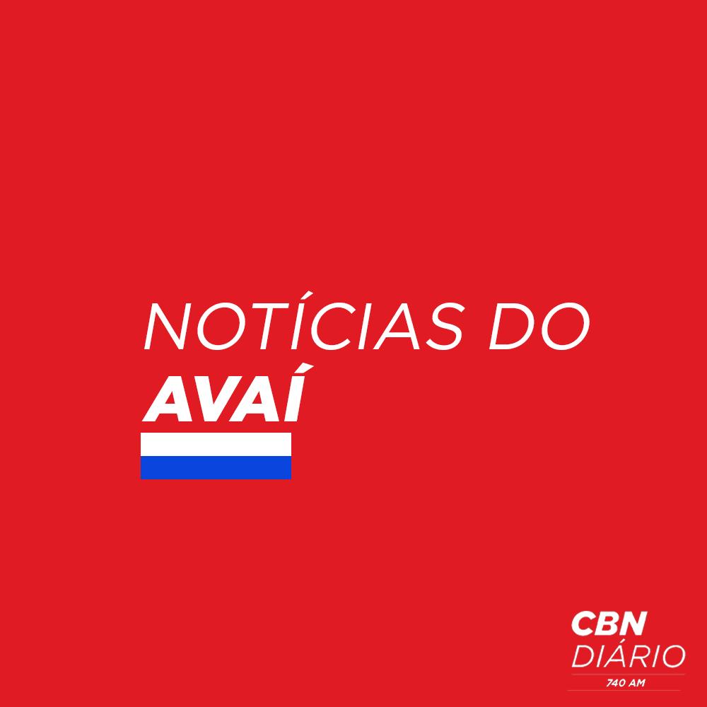 Sonora Marquinhos Zagueiro Avaí 24/05/18