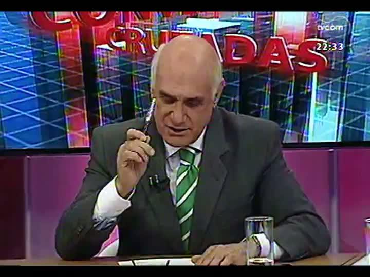 Conversas Cruzadas - Risco de apagões no setor elétrico brasileiro - Bloco 2- 15/01/2013