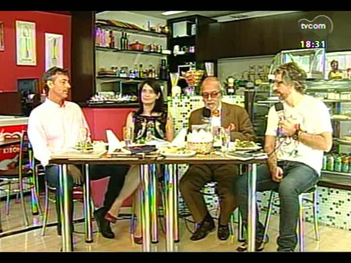 Café TVCOM - 09/03/2013 - Bloco 3 - Limitações dos seres humanos