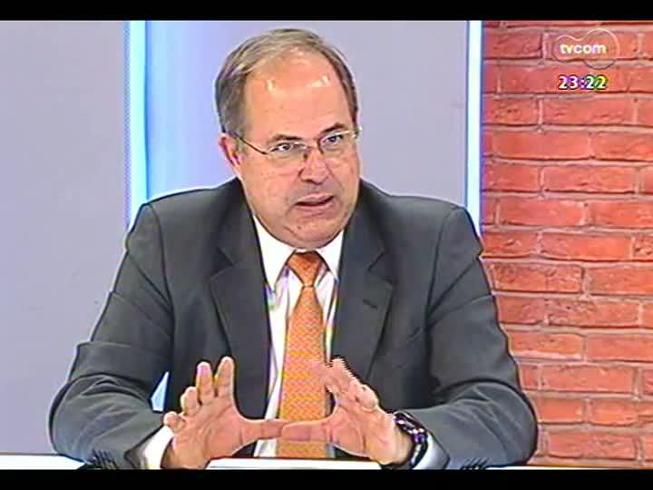 Mãos e Mentes - Presidente da Associação Brasileira de Carvão Mineral, Fernando Luiz Zancan - Bloco 3 - 07/04/2013