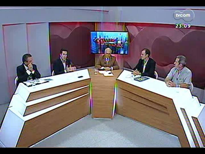Conversas Cruzadas - Avenida Beira-Rio: derrubar ou não as árvores para duplicar a via? - Bloco 4 - 24/04/2013