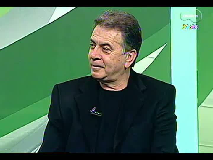 Bate Bola - Diretor executivo de futebol do Flamengo fala do Campeonato Carioca e das expectativas ao Brasileirão - Bloco 3 - 19/05/2013
