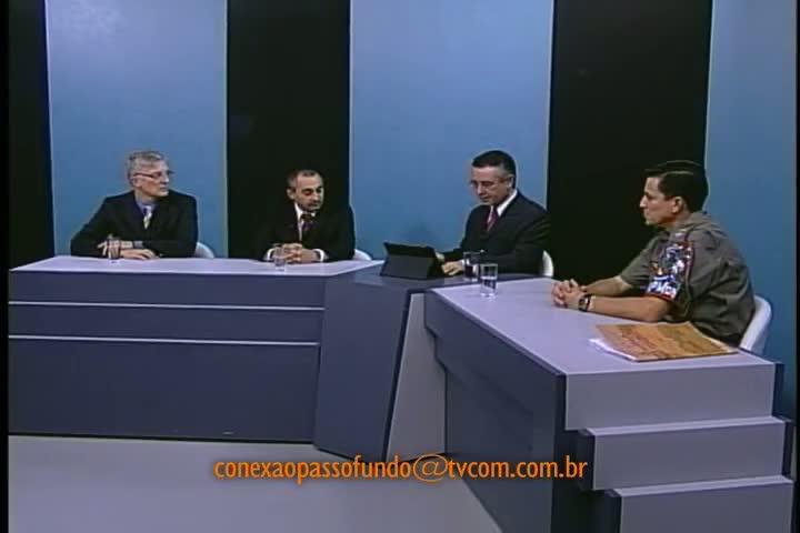 Conexão Passo Fundo discute a segurança pública na cidade - bloco 2