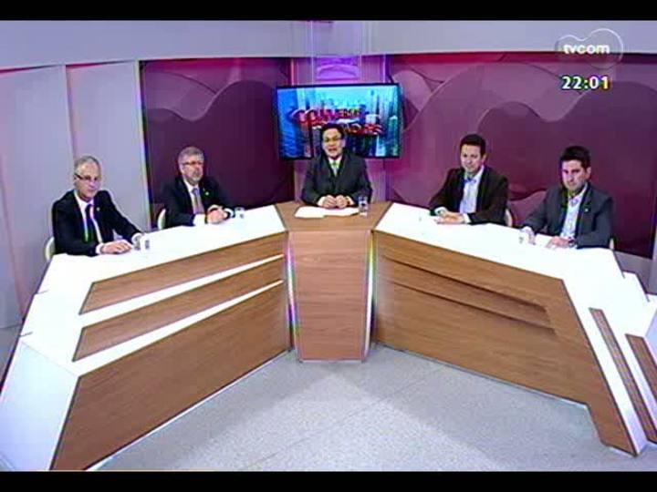 Conversas Cruzadas - Deputados federais debatem as ultimas pesquisas para presidência da República de 2014 - Bloco 1 - 13/06/2013