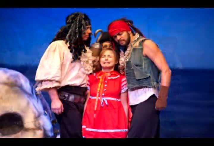 Para Sempre Terra do Nunca encerra no dia 04 de agosto no Teatro Novo DC. 30/06/2013
