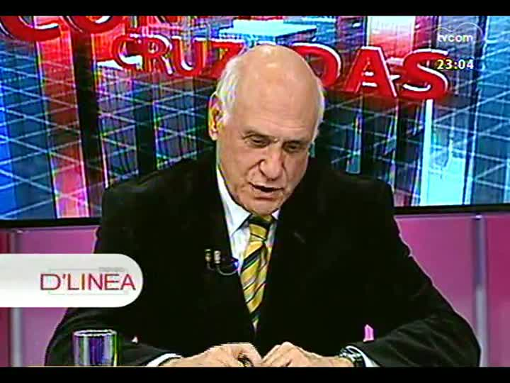 Conversas Cruzadas - Programa analisa da visita do Papa Francisco ao Brasil a a mensagem que ele deve passar para os católicos - Bloco 4 - 22/07/2013