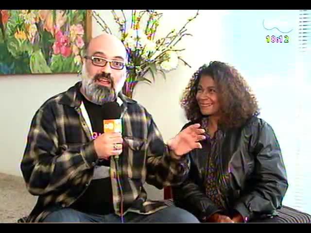 Programa do Roger - Um bate papo com Zezé Motta - bloco 3 - 04/09/2013