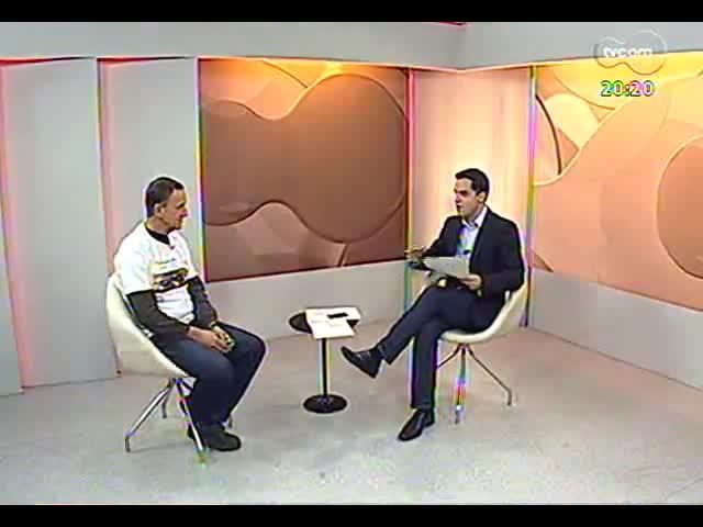 TVCOM 20 Horas - CPI da Procempa: entrevista com servidor que prestou depoimento hoje - Bloco 3 - 25/09/2013