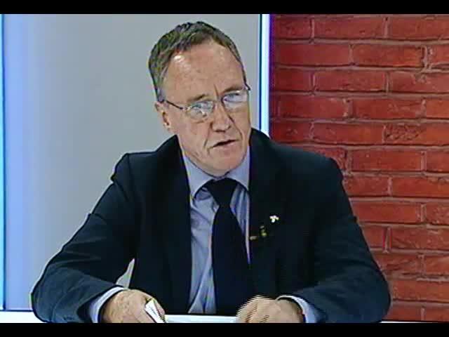 Mãos e Mentes - Superintendente do Sebrae-RS Léo Hainzenreder - Bloco 2 - 28/10/2013