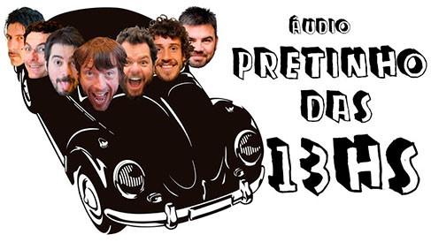 Pretinho Básico 13h - 31/10/2013