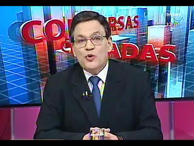 Conversas Cruzadas - Debate sobre o relatório final da CPI da Telefonia - Bloco 1 - 04/11/2013