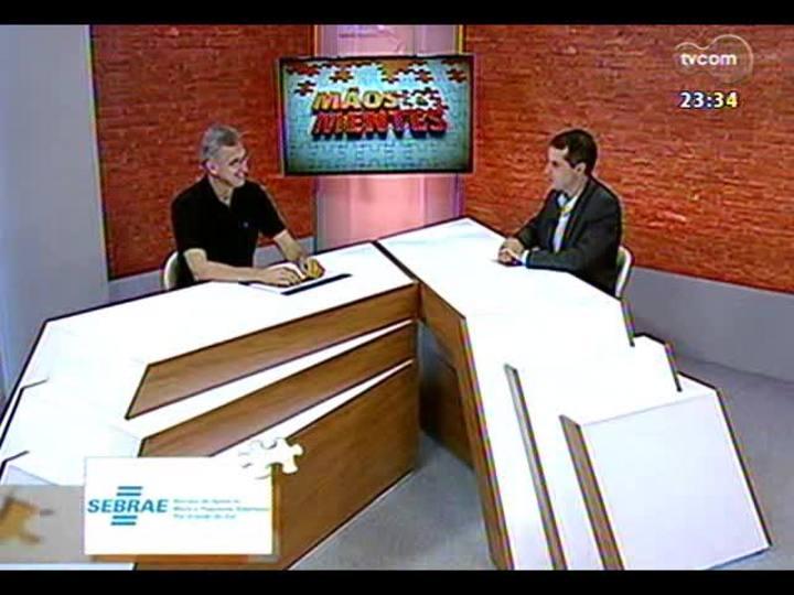 Mãos e Mentes - Gestor do Comitê Organizador Local da Copa de 2014, Paulão - Bloco 1 - 18/12/2013