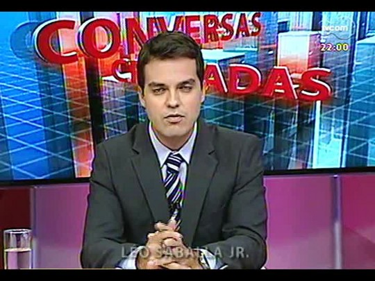 Conversas Cruzadas - Os problemas de estrutura do Corpo de Bombeiros do Estado - Bloco 1 - 26/02/2014