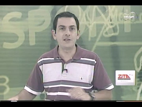 TVCOM Esportes - 2º bloco - 12/03/14