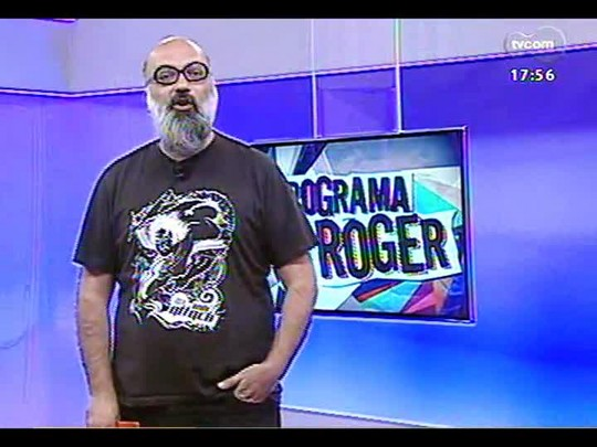 Programa do Roger - Teaser do filme: \'Entre nós\' e filme \'Alemão\' + Artista Kawehi - Bloco 2 - 12/03/2014