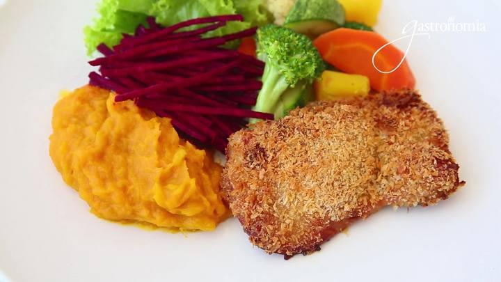 Gastronomia - Receita r�pida de Coxa e sobrecoxa de frango empanada