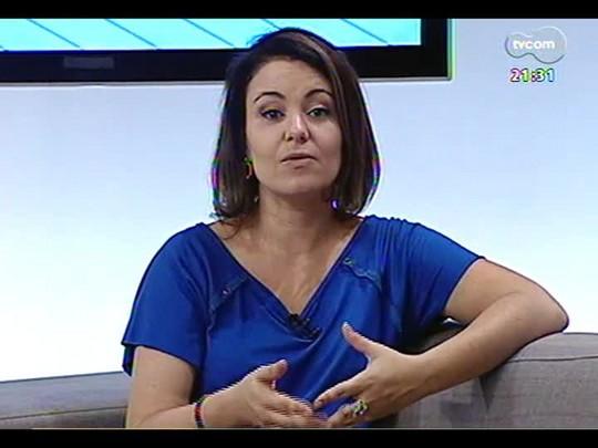 TVCOM Tudo Mais - Conversa sobre como enfrentar o luto e o suicídio