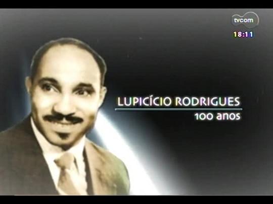 """Programa do Roger - Especial Lupicício Rodrigues, \""""Lupi, o musical\"""" - Bloco 3 - 27/05/2014"""