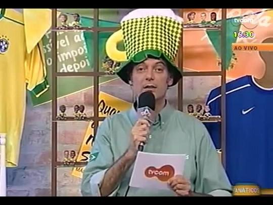 Pai Danilo: a previsão para Brasil X Croácia
