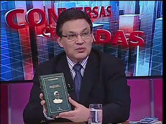 Conversas Cruzadas - Especialistas em direito e ciências políticas debatem as eleições de outubro - Bloco 2 - 16/06/2014