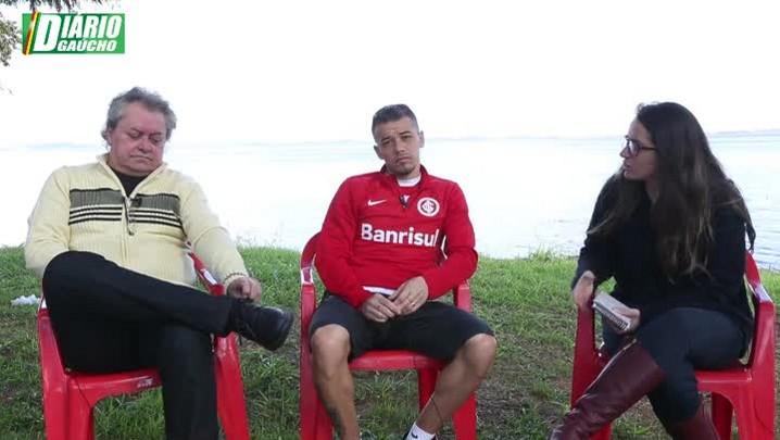 """Brasileirão: \""""Temos um Inter diferente\"""", garante D\'Alessandro"""