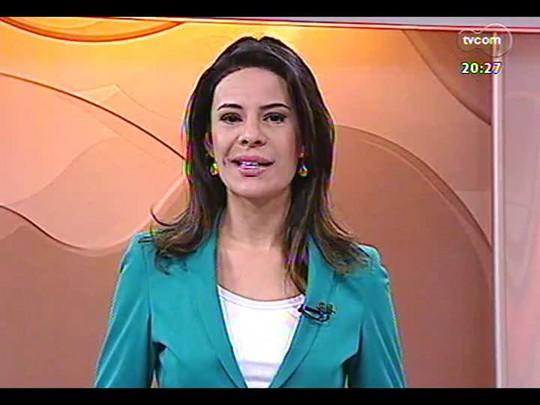 TVCOM 20 Horas - Perícias estão atrasadas no RS por causa da falta de profissionais - Bloco 3 - 18/08/2014